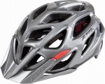 KASK ALPINA MYTHOS 3.0 DARKSILVER/BLACK/RED