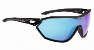 Okulary ALPINA S-Way CM+ black