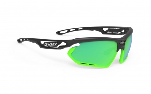RUDY PROJECT Fotonyk Black Matte - Polar 3FX HDR Multilaser Green