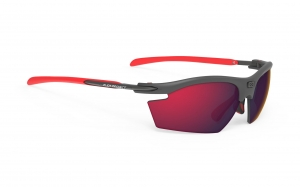 RUDY PROJECT Rydon Graphite - RP Optics Multilaser Red
