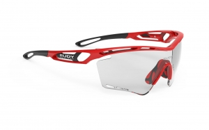 RUDY PROJECT Tralyx XL Fire Red Gloss - ImpactX Photochromic 2 Black