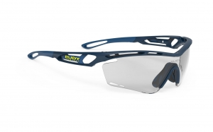 RUDY PROJECT  Tralyx Blue Navy Matte - ImpactX Photochromic 2 Black