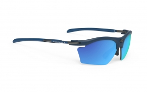 RUDY PROJECT Rydon Slim Blue Navy Matte - RP Optics Multilaser Blue