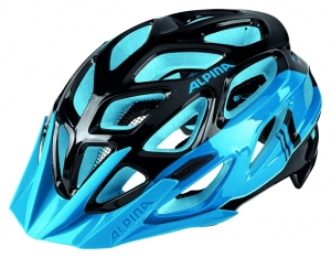KASK ALPINA MYTHOS 3.0 BLACK-BLUE