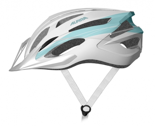 Kup KASK ALPINA MTB17 WHITE-LIGHTBLUE w PM Bike