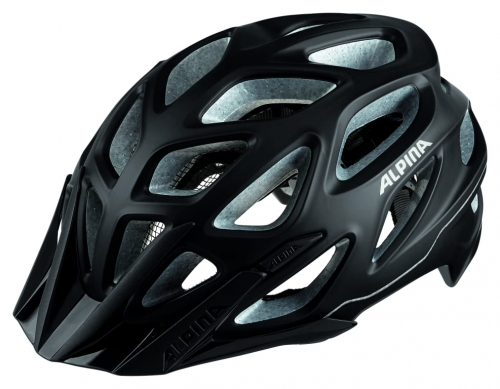 KASK ALPINA MYTHOS 3.0L.E. BLACK MATT  w PM Bike